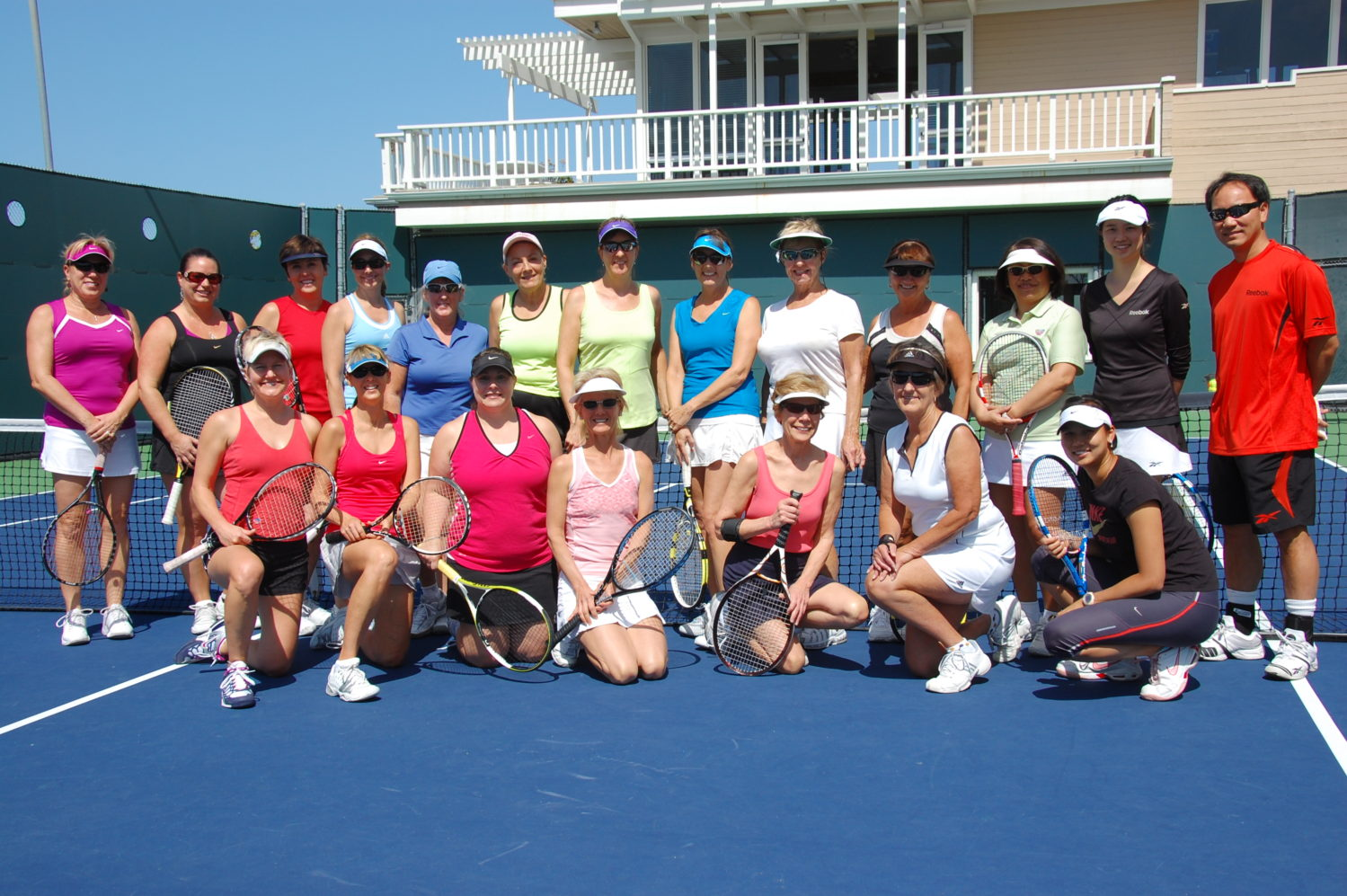 Dana Hills Tennis Center - Dana Point, CA LEDL Cheng 2 e1518111997796