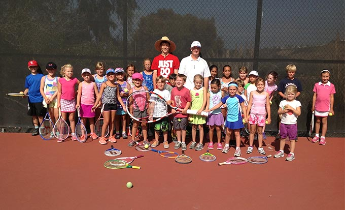 Velocity Tennis Camp - Glen Meloy