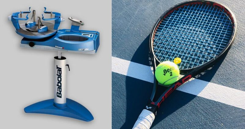 #1 Best Tennis Racquet Stringing - Southern California, Dana Point